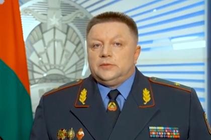 В МВД Белоруссии отвергли обвинения в издевательствах над задержанными