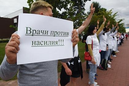Врач скорой помощи в Минске описала избиения людей в изоляторе