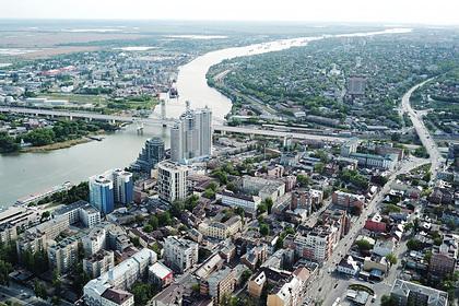 Строительство транспортного кольца вокруг Ростова-на-Дону решили ускорить