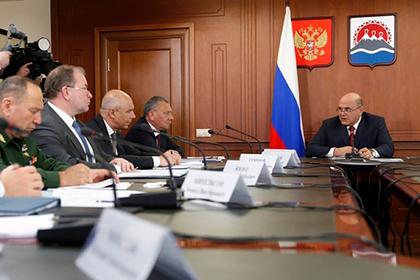 Мишустин провел совещание по развитию энергетики Дальнего Востока