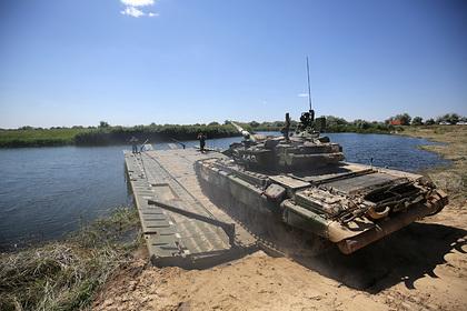 В армии Индии заявили о механических проблемах российского Т-90