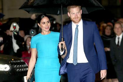 Во внешности Меган Маркл усмотрели желание «красиво» покинуть королевскую семью