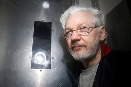 США обновили запрос об экстрадиции Ассанжа