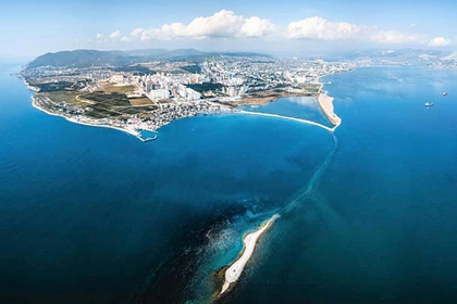 Названы самые опасные места для туристов на Черном море