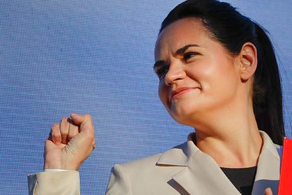 Тихановская отказалась признавать победу Лукашенко