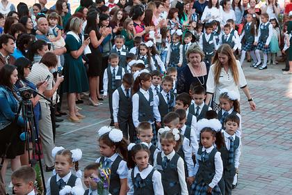 Массовые мероприятия в российских школах запретили до конца 2020 года