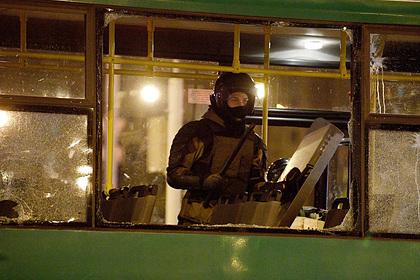 Белорусский спецназ заподозрили в убийстве протестующего в Минске