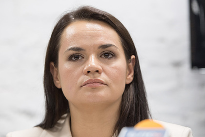 Тихановская анонсировала создание совета по трансферу власти