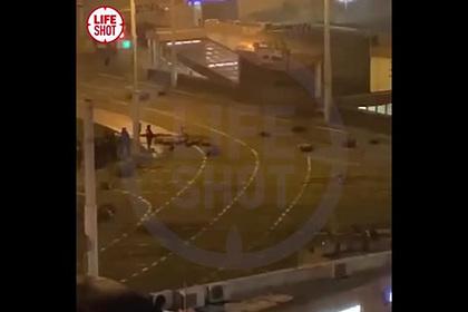 Гибель белорусского протестующего попала на видео