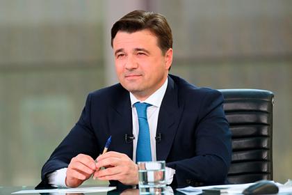 Воробьев посетил образовательный центр «Созвездие» в Красногорске