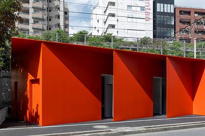 В Японии построили «бумажные туалеты»