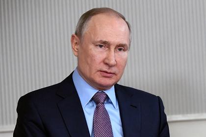 Владимир Путин Фото: Сергей Гунеев / РИА Новости