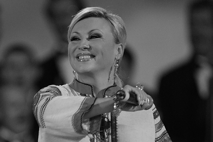 Валентина Легкоступова