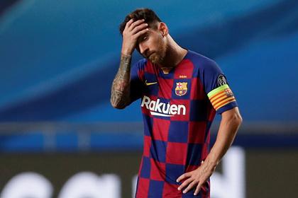 «Бавария» разгромила «Барселону» вЛиге Чемпионов срезультатом 8:2
