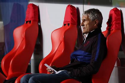 Главный тренер «Барселоны» прокомментировал разгром от «Баварии»