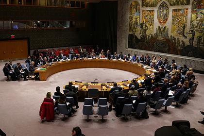 Совбез ООН разрешил поставлять оружие в Иран