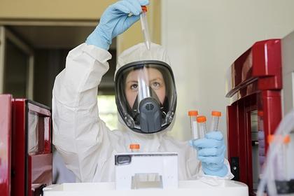 В России выявили 5061 новый случай заражения коронавирусом