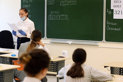 Названа зарплата российских учителей