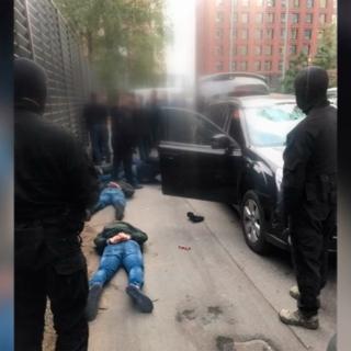 В Москве поймали грабившего дорогие квартиры полицейского