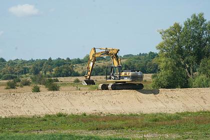 В Калининградской области начали расчистку рек