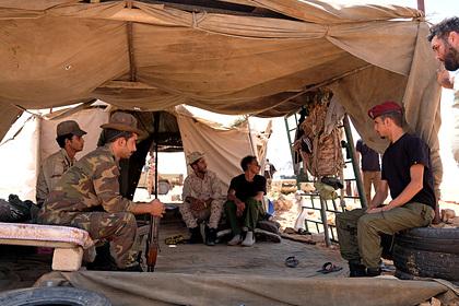 Правительство Ливии объявило о прекращении военных действий