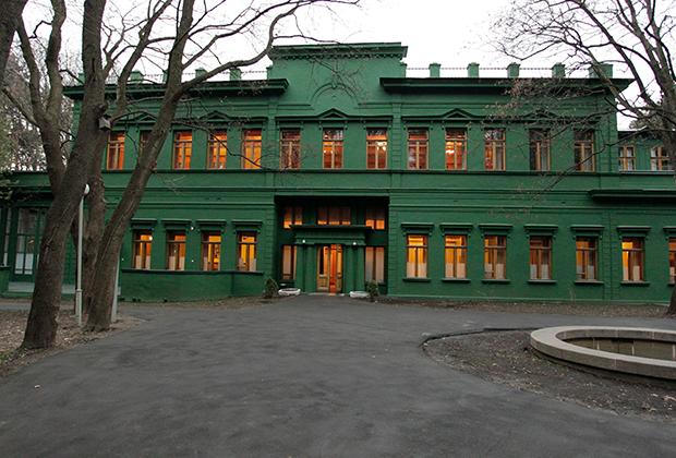 Ближняя дача Иосифа Сталина в Кунцево