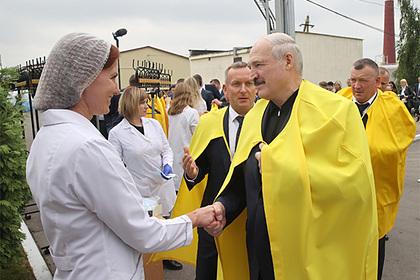 Лукашенко предложил сделать его посредником между Макроном и «желтыми жилетами»