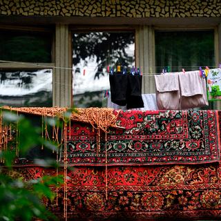 Россиянин лишился квартиры из-за балкона