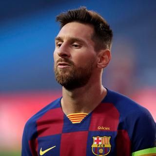 В «Барселоне» допустили продажу Месси