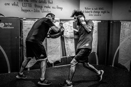 Магомедшарипов захотел подраться по правилам бокса