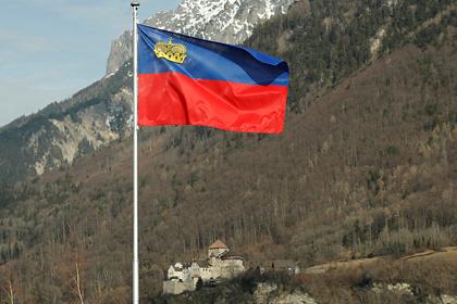 Лихтенштейн потребовал отЧехии возврата конфискованных земель