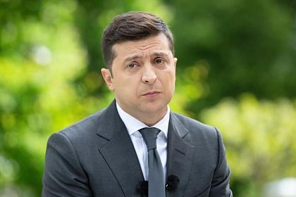 Зеленский поведал , кто будет отвечать за«аннексию» Крыма