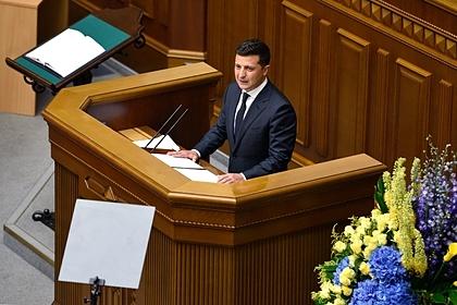 Зеленский объявил  оготовности кпрямому разговору  сПутиным