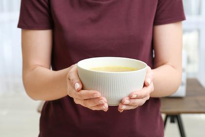 Назван лучший куриный суп в пакетиках