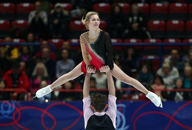 Чемпионат мира-2018. Екатерина Александровская и Харли Виндзор