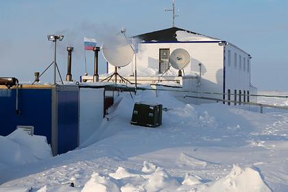 В Арктике установят новый прибор для зондирования ионосферы Земли