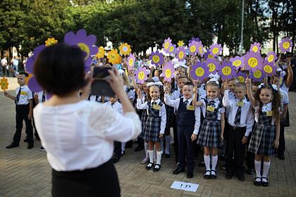 В России отказались переносить начало учебного года