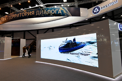 Объявлена дата закладки Россией самого мощного ледокола в мире