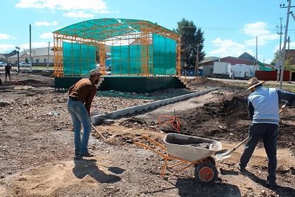 Парк культуры и отдыха «Карабалыкты» появится в Башкортостане
