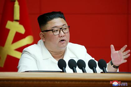 В Белом доме рассмеялись в ответ на заявление о коме Ким Чен Ына