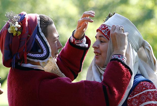 Традиционная белорусская одежда