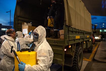 Испания привлечет армию для контроля за соблюдением карантина