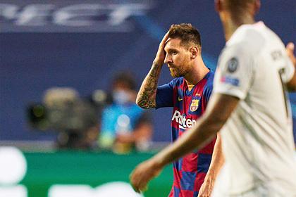 ФИФА откажется препятствовать уходу Месси из «Барселоны»