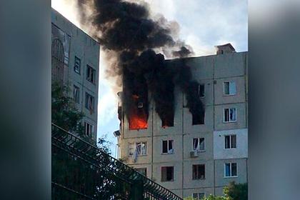 В жилом доме в Крыму произошел взрыв