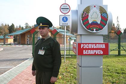 Белоруссия отказалась пускать гуманитарную помощь из Польши