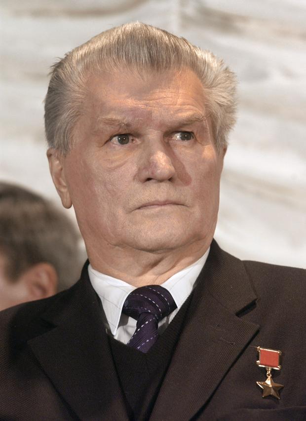 Бывший командир спецназа «Альфа» Геннадий Зайцев