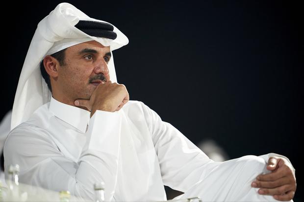 Эмир Катара Тамим бен Хамад бин Халифа Аль Тани