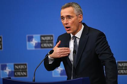 В НАТО предостерегли Россию от вмешательства в дела Белоруссии