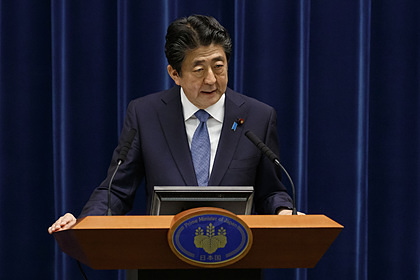 Стало известно о скорой отставке премьер-министра Японии