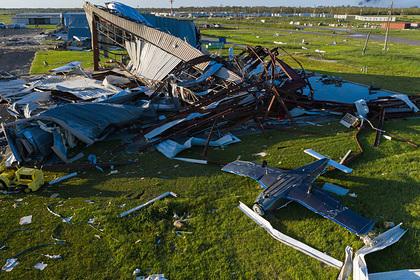 Опубликованы оценки ущерба после сильнейшего урагана в США